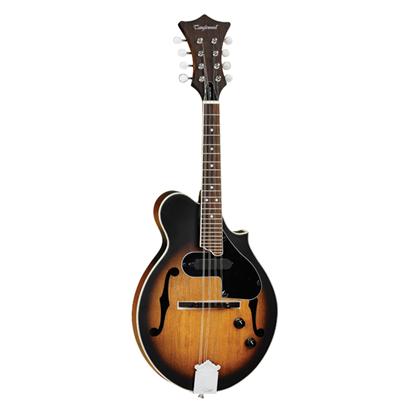 Tanglewood TWMFVSE Mandolin - Vintage Sunburst Satin - Front