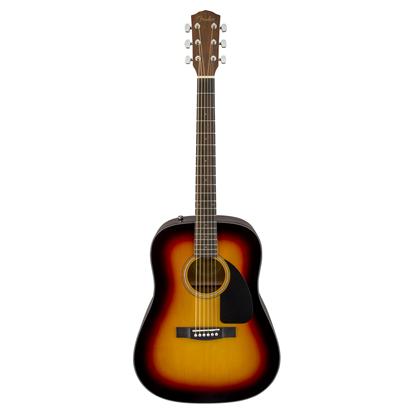 Fender CD60 V3 Dreadnought Acoustic Guitar - Sunburst - Front