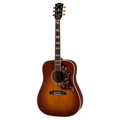 Gibson Hummingbird 2019 Acoustic Guitar Vintage Cherry Sunburst - Front