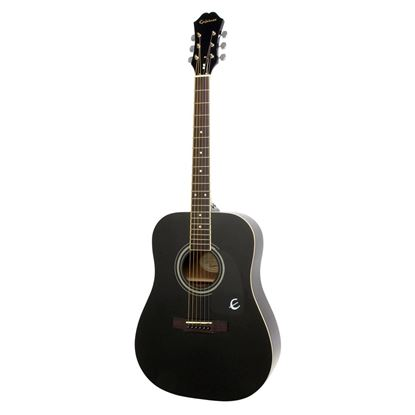 Epiphone DR100 Acoustic Guitar - Ebony