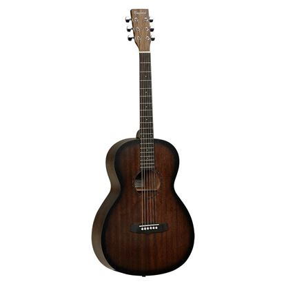 Tanglewood Crossroads Parlour Acoustic Guitar - Front