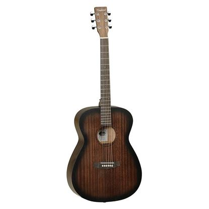 Tanglewood Crossroads Orchestra Left Handed Acoustic - Front