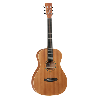 Tanglewood Roadster 2 Parlour Acoustic Guitar - Front