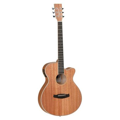 Tanglewood Union Super Folk Cutaway Acoustic / Electric Guitar - Front