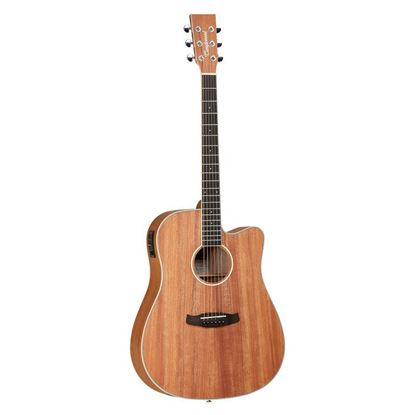 Tanglewood Union Dreadnought Cutaway Acoustic/ Electric Guitar -Front