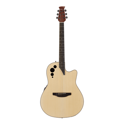 Ovation Applause Elite Acoustic Guitar - Natural - Front