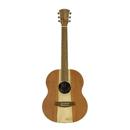 Cole Clark Little Lady 1 Acoustic Guitar - Redwood Maple (CCLL1ERDM)
