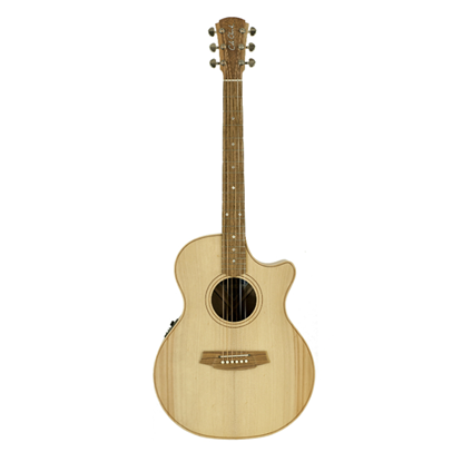 Cole Clark Angel 2 Acoustic Guitar - Bunya Blackwood (CCAN2ECBB)