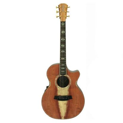 Cole Clark Angel 3 Acoustic Guitar - Redwood Rosewood (CCAN3ECRDRW)