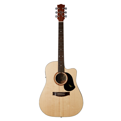 Maton SRS60C Acoustic Electric Guitar - Left Handed - Front