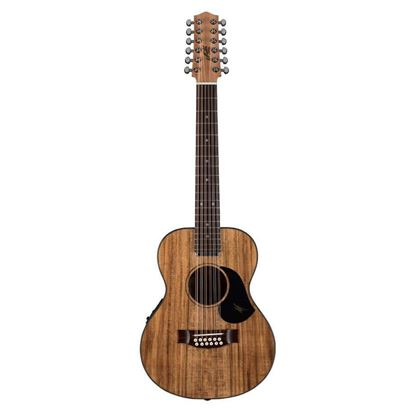 Maton EMBW12 Blackwood Mini Acoustic Electric Guitar (12-String)