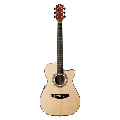 Maton EBG808C Michael Fix Acoustic Electric Guitar
