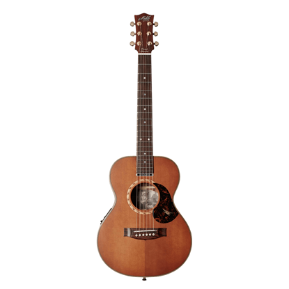 Maton EMD-6 Diesel Mini Acoustic Electric Guitar (EMD6)