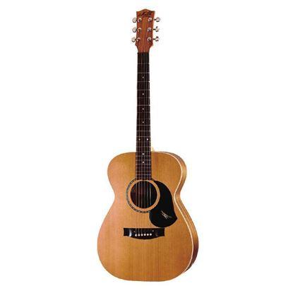 Maton EBG808 Spruce/Blackwood Acoustic Electric Guitar