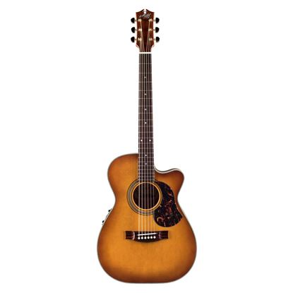 Maton EBG808C Nashville Acoustic Electric Guitar with Cutaway