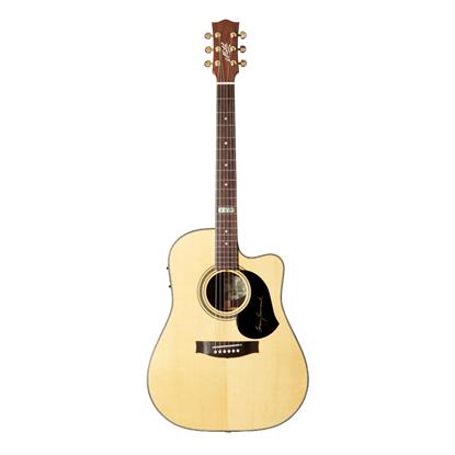 Maton TE1 Tommy Emmanuel TE Series Acoustic Electric Guitar