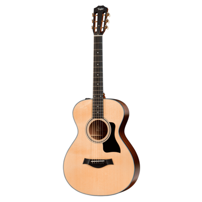 Taylor 312e 12-Fret Spruce/Sapele Acoustic Guitar with Pickup - Front