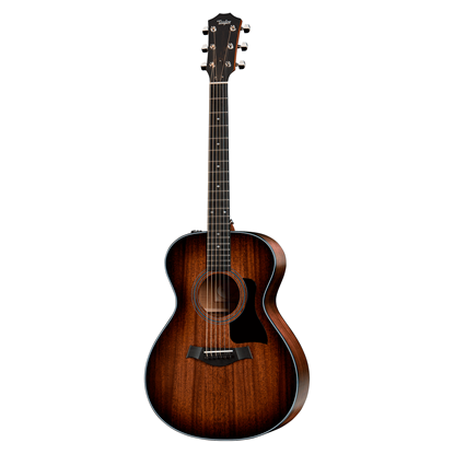 Taylor 322ce Mahogany/Blackwood Acoustic Guitar with Pickup and Cutaway in Shaded Edge Burst