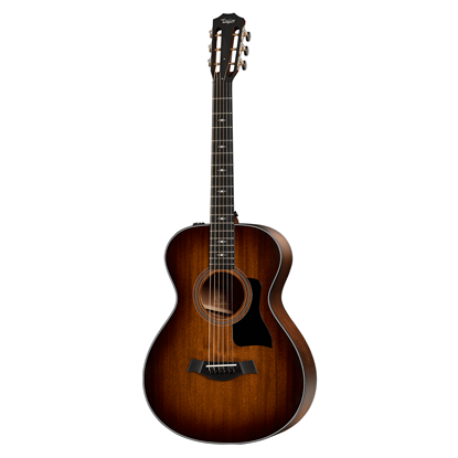 Taylor 322e 12-Fret Mahogany/Blackwood Acoustic Guitar with Pickup in Shaded Edge Burst