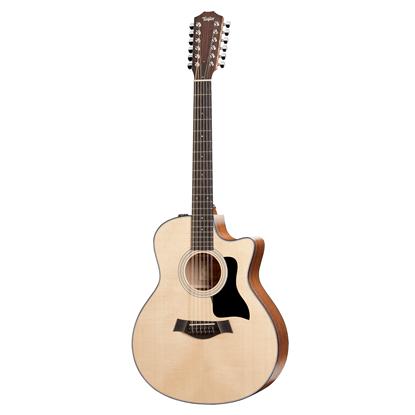 Taylor 356ce 12-String Mahogany/Blackwood Acoustic Guitar with Pickup and Cutaway