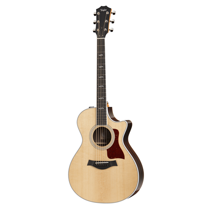 Taylor 412ce-R Spruce/Rosewood Acoustic Guitar with Pickup and Cutaway - Front