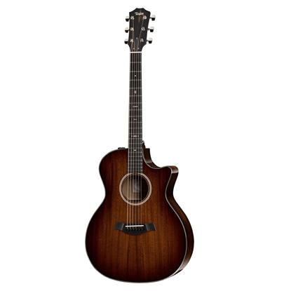 Taylor 524ce Mahogany/Mahogany Acoustic Guitar with Pickup and Cutaway
