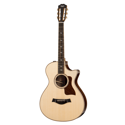 Taylor 812ce 12-Fret Acoustic Guitar with Pickup and Cutaway