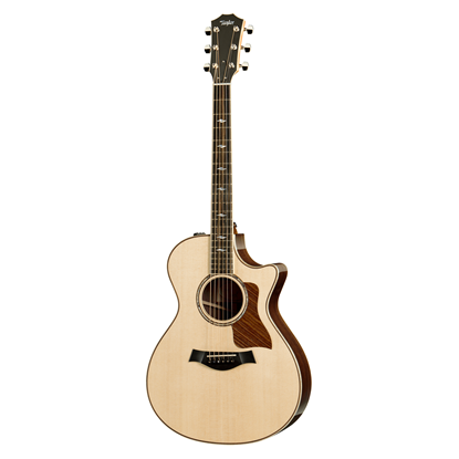 Taylor 812ce 12-Fret Spruce/Rosewood Deluxe Acoustic Guitar with Pickup and Cutaway