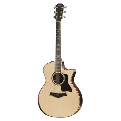 Taylor 814ce Spruce/Rosewood Deluxe Acoustic Guitar with Pickup and Cutaway