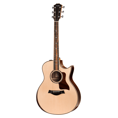 Taylor 816ce Spruce/Rosewood Deluxe Acoustic Guitar with Pickup and Cutaway - Front