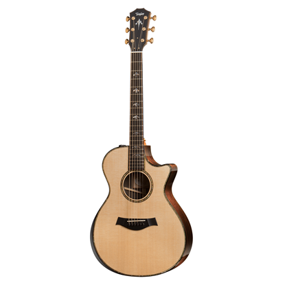 Taylor 912ce Spruce/Rosewood Acoustic Guitar with Pickup and Cutaway