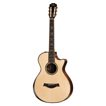 Taylor 912ce 12-Fret Spruce/Rosewood Acoustic Guitar with Pickup and Cutaway