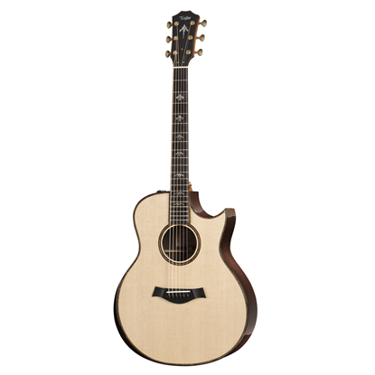Taylor 916ce Spruce/Rosewood Acoustic Guitar with Pickup and Cutaway