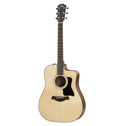 Taylor 110ce Spruce/Walnut Acoustic Guitar - Front