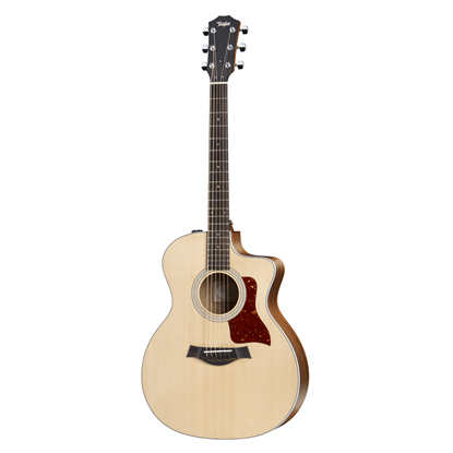 Taylor 214ce Spruce/Rosewood Acoustic Guitar Front