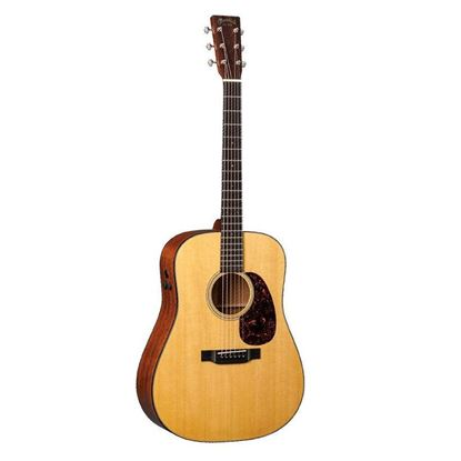 Martin D18E Retro Series Dreadnought with Aura+ Pre-amp