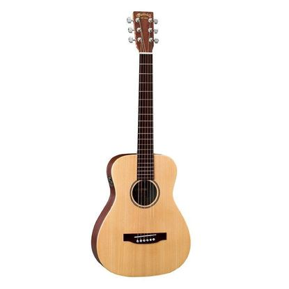 Martin LX1E Little Martin Acoustic Guitar with Pick-Up