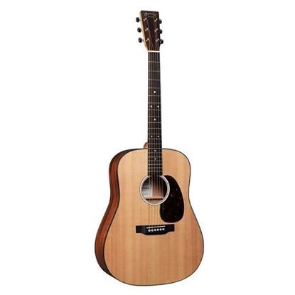 Martin D-10E Road Series Dreadnought Acoustic Guitar with Pickup Front