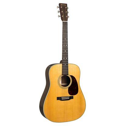 Martin D28 Standard Series Dreadnought Acoustic Guitar Front