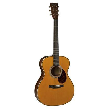 Martin OMJM Special Edition John Mayer Signature Model Acoustic Guitar Front