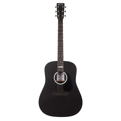 Martin DX Johnny Cash D35 Signature Acoustic Guitar - Front