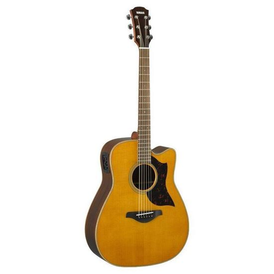 Yamaha A1R//02 Acoustic Guitar Vintage Natural (Spruce/Rosewood)
