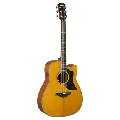 Yamaha A3M//ARE Acoustic Guitar Natural (Spruce/Mahogany)