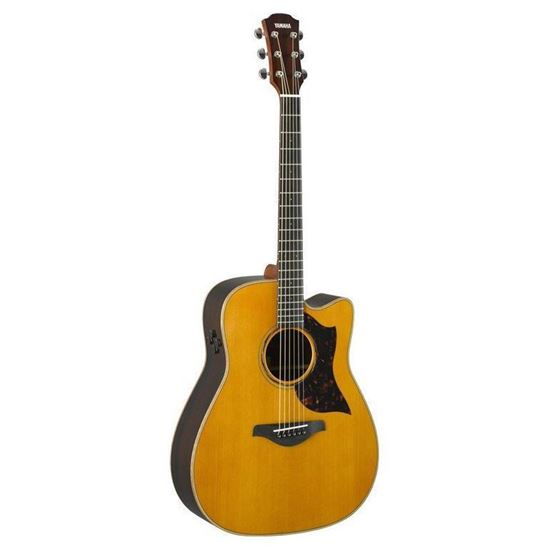 Yamaha A3R//ARE Acoustic Guitar Natural (Spruce/Rosewood)