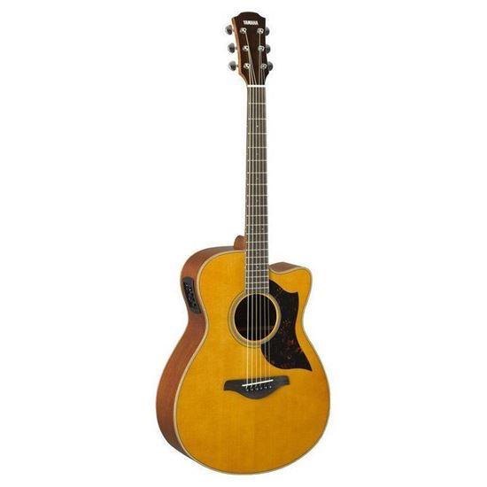 Yamaha AC1M//02 Acoustic Guitar Vintage Natural (Spruce/Mahogany)