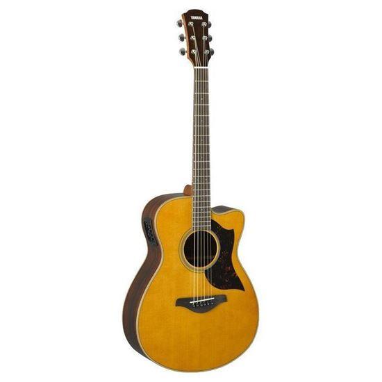 Yamaha AC1R//02 Acoustic Guitar Vintage Natural (Spruce/Rosewood)