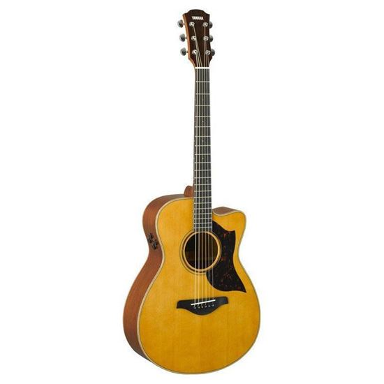 Yamaha AC3M//ARE Acoustic Guitar Vintage Natural (Spruce/Mahogany)