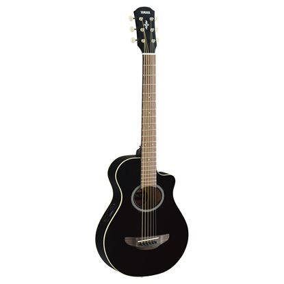 Yamaha APXT2BL 3/4 Acoustic Guitar Black with Bag