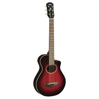 Yamaha APXT2DRB 3/4 Acoustic Guitar Dark Red Burst with Bag
