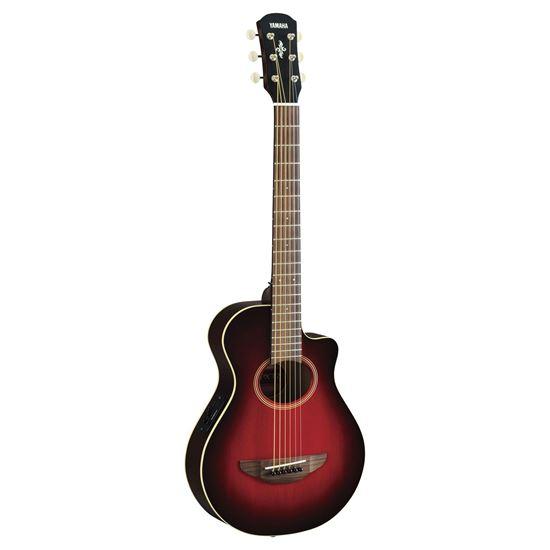 Yamaha APXT2DRB 3/4 Acoustic Guitar Dark Red Burst with Bag